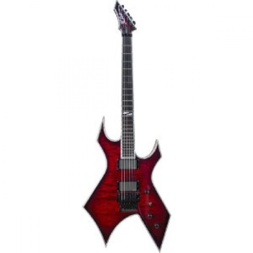 B.C.RICH NJDLXWBC  электрогитара NJ Deluxe Warlock Black Cherry