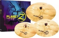"ZILDJIAN PLANET Z набор тарелок (Hi-hat 14"", Crash"