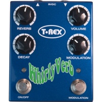 T-REX Whirly Verb Педаль эффектов Reverb для гитар