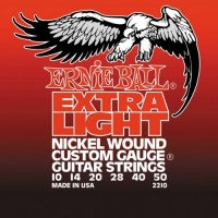 ERNIE BALL 2210 (10-50) nickel эл. гитары  Ext