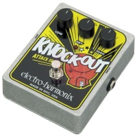 Electro-Harmonix Knockout SALE  гитарная педаль Attack Equalizer