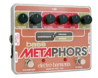 Electro-Harmonix Bass Metaphors SALE  преамп для бас гитары Distortion, Compressor, EQ, Direct Out