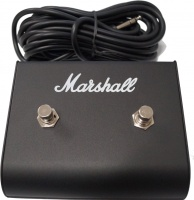 MARSHALL PEDL91004 DUAL FOOTSWITCH ножной 2-кнопоч