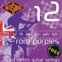 ROTOSOUND R12 (12-52) NICKEL MEDIUM HEAVY электро