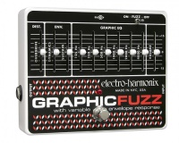 Electro-Harmonix Graphic Fuzz SALE  гитарная педаль EQ/Distortion/Sustainer