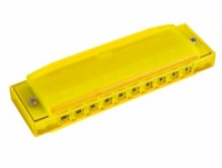 Hohner M5151 Happy Color Yellow Губная гармошка [12/240]
