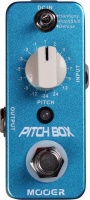 MOOER Pitch Box  мини-педаль Pitch Shifter