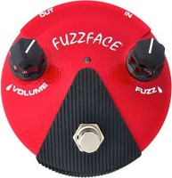 DUNLOP FFM2  гитарный эффект Germanium Fuzz Face Mini