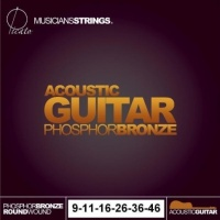 PICATO 96505 (9-46) Phosphor Bronze Acoustic Стру