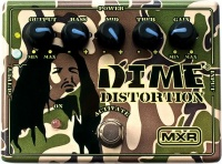 DUNLOP DD-11EU  педаль MXR Dime® Distortion