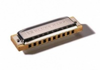 Hohner M533086 Blues Harp G-major Губная Гармошка