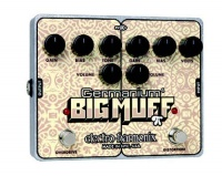 ELECTRO-HARMONIX Germanium 4 Big Muff Pi  гитарная педаль Distortion/Overdrive