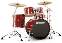 Yamaha SCB12HWCR(Cranberry Red) - кор.2, компл. стоек+том (TT612U, CS755x2, HS740A, SS740A, FP7210A