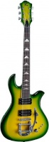 B.C.Rich NGSEGB  электрогитара Eagle Neil Geraldo, Kato Green