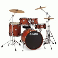 Yamaha SCB0F51CRR(Cranberry Red) - уд. установка (коробка 1)(BBD620U,BFT614,BTT610U,TH945B,BSD0655)