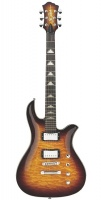 B.C.Rich MPETSB  электрогитара Eagle Masterpiece, цвет Tobacco Sunburst
