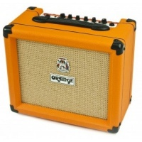 ORANGE CR20(L) Crush Pix  комбо для электрогитары, 20 ватт, 2 канала, 1х8""