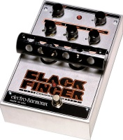 Electro-Harmonix Black Finger SALE  ламповая гитарная педаль All-Tube Optical Compressor