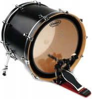 "EVANS BD18EMADHW - пластик 18"" Heavyweight для бас барабана"