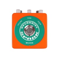 MOOER SPARK OVERDRIVE  микро-педаль OVERDRIVE