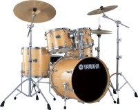 YAMAHA Stage Custom Birch SCB2FS51NW Ударная установка