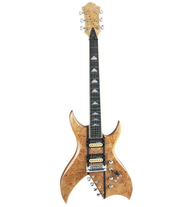 B.C.RICH P10BG(D)B  электрогитара Perfect 10 Bich, Drsgon's Blood, Black
